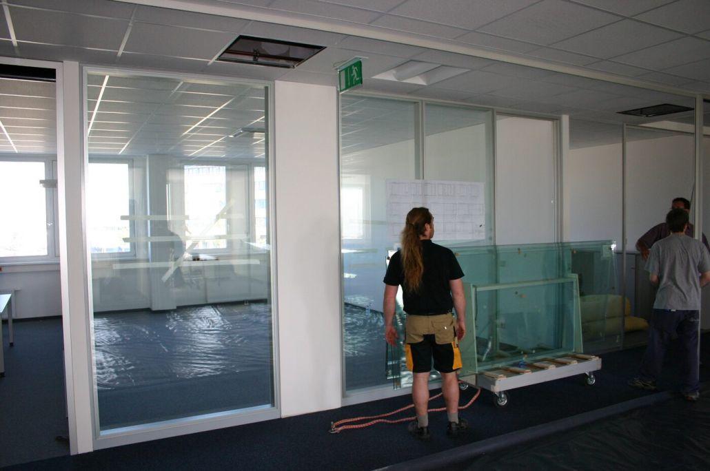 Biogen   Bürokonzept