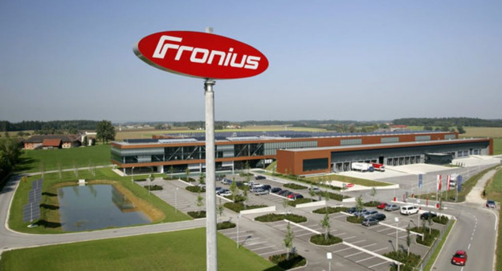 Fronius Wels  Office Konzept