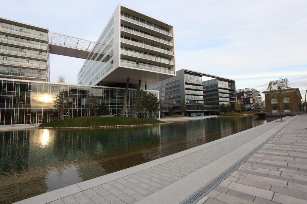 Büroprojekt Viertel Zwei   Vorgartenstrasse