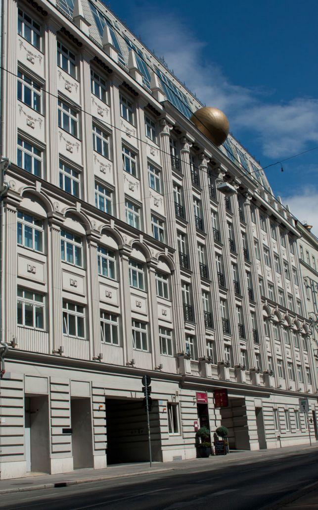 Apple Office In Wien