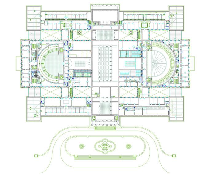 Parlament Plan