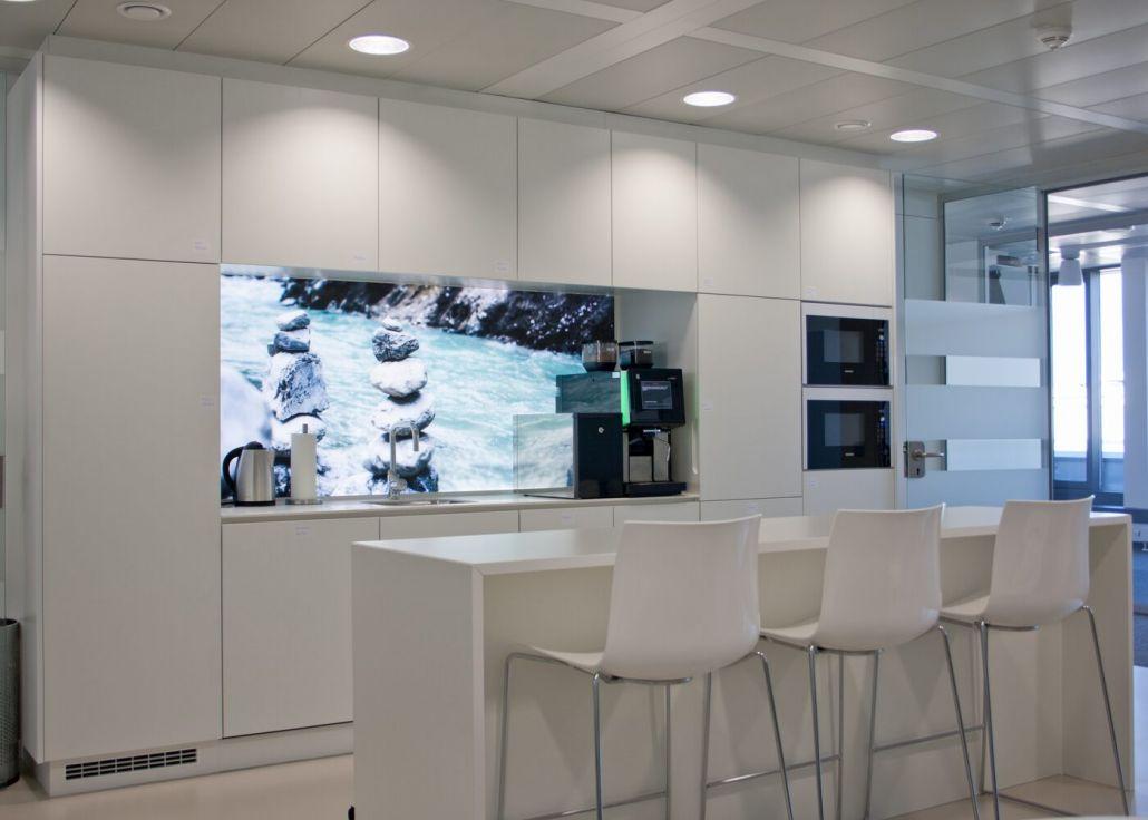 Beiersdorf   Standortermittlung Bürokonzept