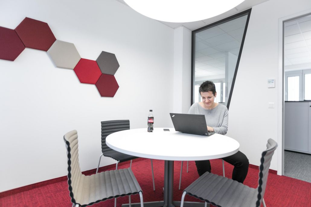 Bürokonzept Standortverlegung Coca Cola Österreich