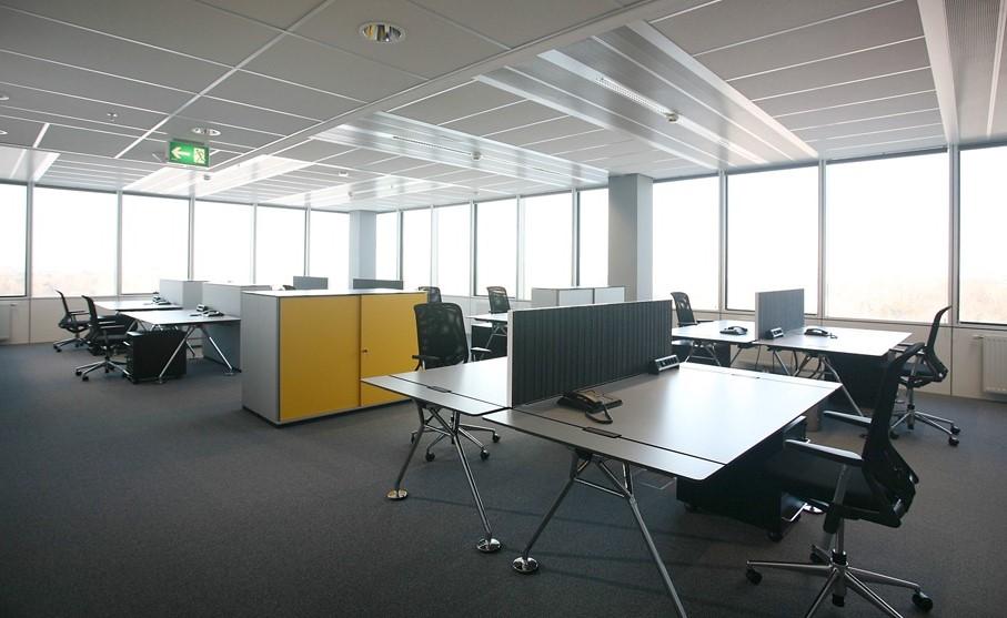 Standortverlegung Büro Waagner