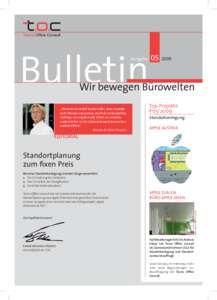 Toc Bulletin 2009 5