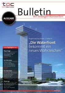 Toc Bulletin 2012 Fruehjahr