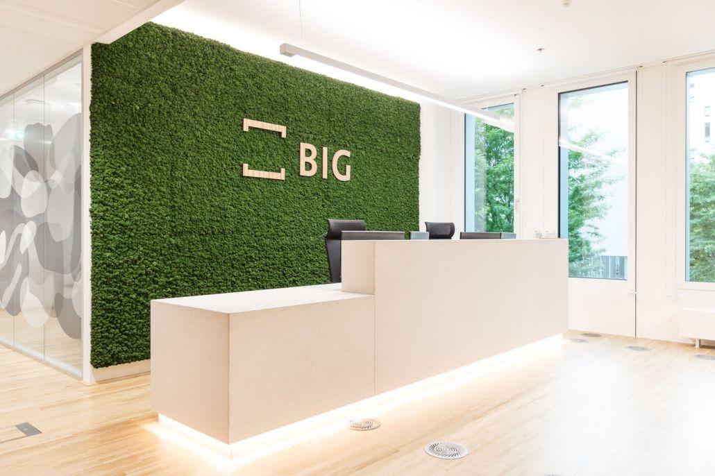 Bürokonzept BIG