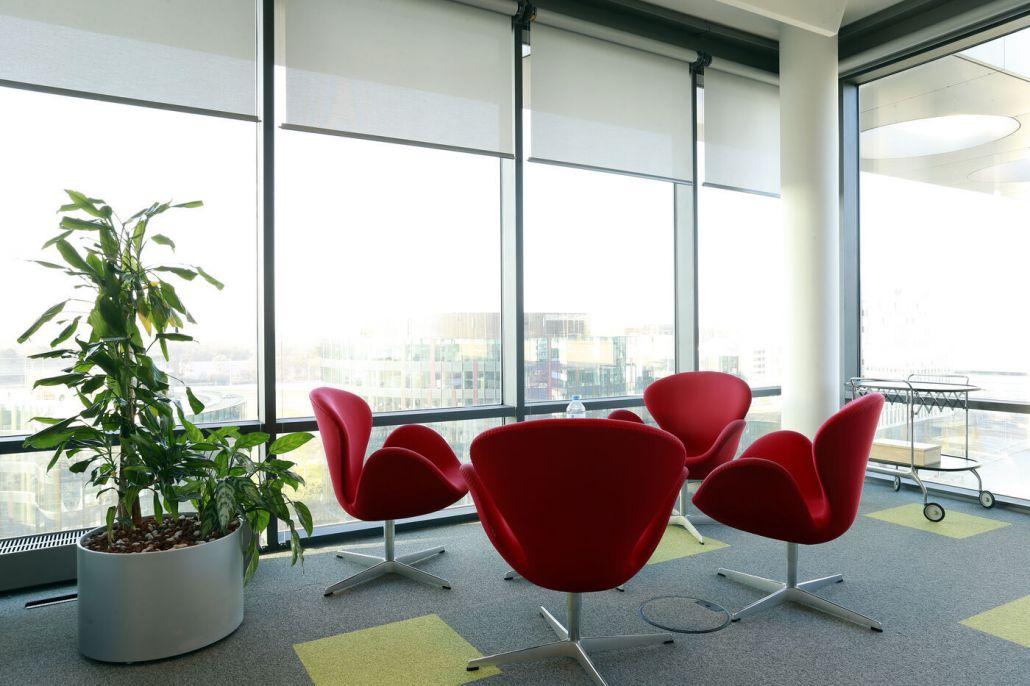 Neue Bürowelt Für CPB Software