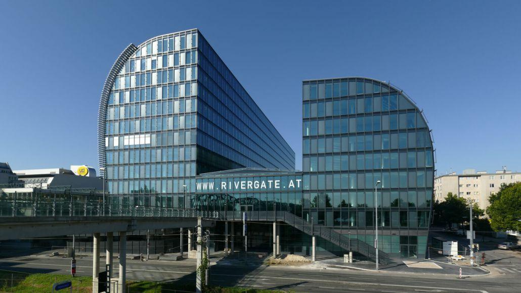 Rivergate Wien   Standortplanung BMS