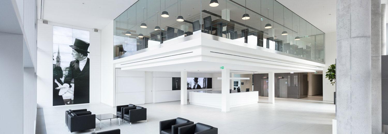 Büroraum Consulting Wien
