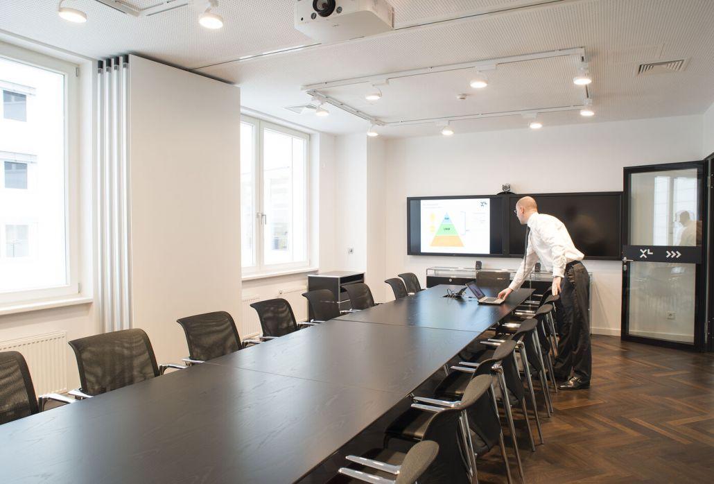 Standortverlegung Conference Room