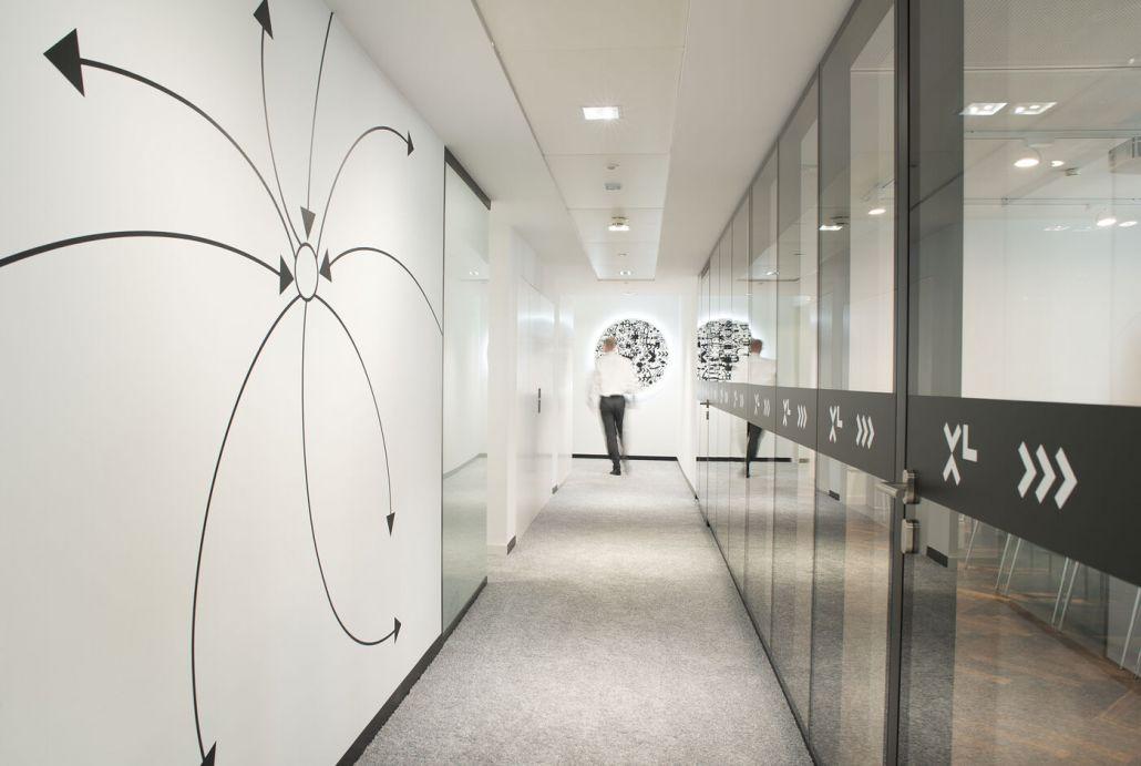 Standortverlegung Hallway   XL Insurance