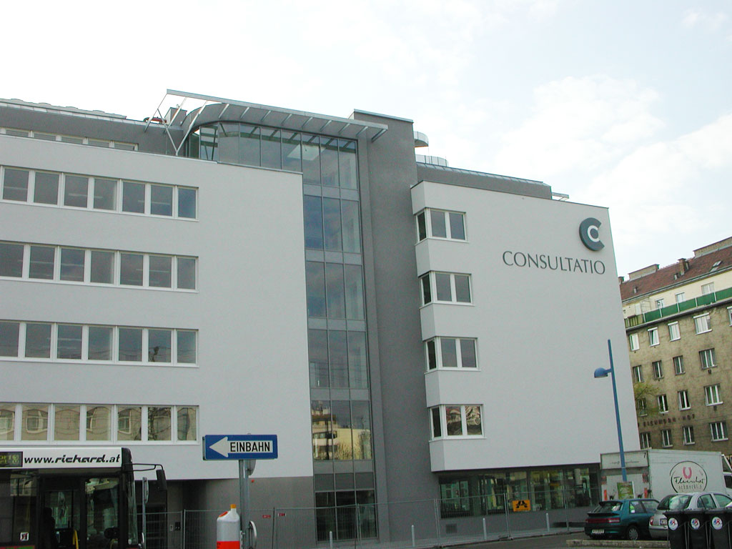Consultatio Office Konzept