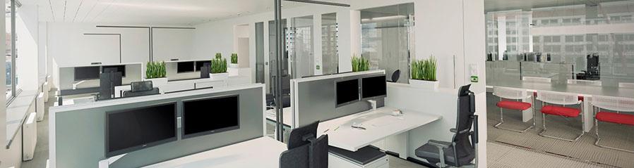 TOC Büromöblierung