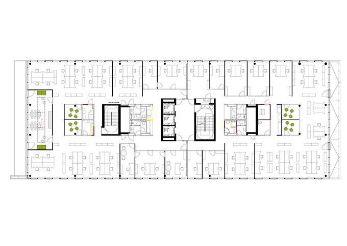Vestas Office Concept